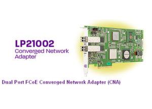 Emulex Converged Network Adapter von EMC und NetApp zertifiziert