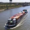 Güterverkehr mit Binnenschiffen um 19% eingebrochen