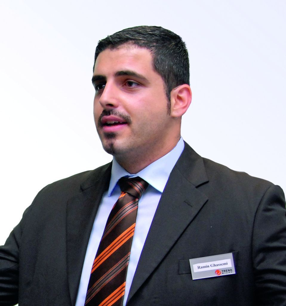 e17ae67c3 Ramin Ghassemi, Distribution Account Manager, Trend Micro