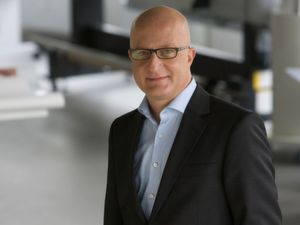 Rolf-Hendrik Arens, Direktor Marketing bei Epson