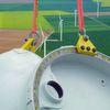 Logistikkosten bei größeren Windkraft-Anlagen im Griff behalten