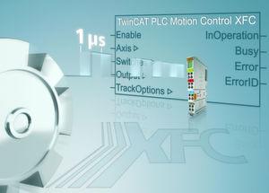 TwinCAT integriert Robotik, Motion Control und SPS auf einer Plattform