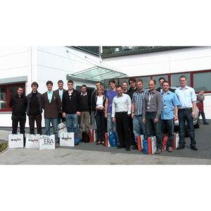 Young Professionals schnuppern Praxisluft bei EWM Hightec Welding