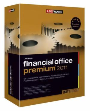 "Vier Versionen gibt es von Lexwares ""Financial Office"". Die Premium-Version ist das High-End-Produkt."