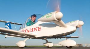 Elektroflugzeug bricht Tempo-Rekord
