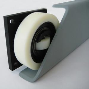 polyamid rollen transportieren schnell stark und leise. Black Bedroom Furniture Sets. Home Design Ideas