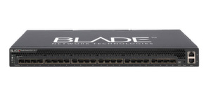 Der Blade Network Technologies (IBM) Rack-Switch G8124-E gehört zu den latenzarmen High-Performance Switches