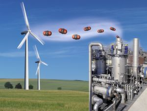 Researchers Hope That Renewable Energy Will Facilitate CO2 Utilization