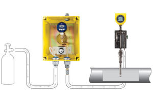 With the VeriCal In-Situ Calibration System, validating flow meter calibration is no longer labor intensive, costly or challenging. (Picture: FCI)
