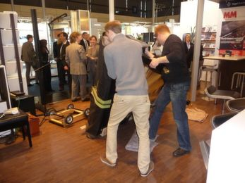 HMI Standparty der Vogel Business Media