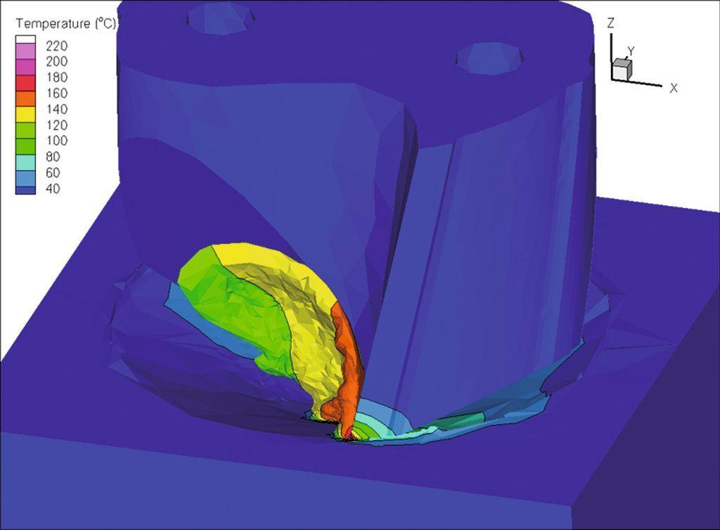 Fem Analyse Des Zerspanungsprozesses Die Schneidengeometrie Des