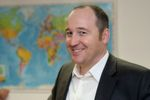 Andreas Kimmerle, Ergopack: 'Um eine Palette zweimal zu umreifen, muss sich der Mitarbeiter viermal bücken und zweimal um die Palette laufen.'