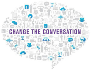 "Das Titelthema der Alcatel-Lucent Enterprise Dynamic Tour 2011 lautet ""Change the Conversation""."
