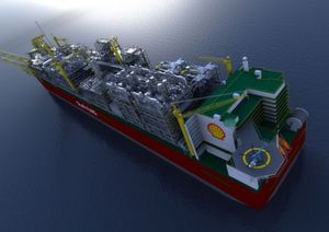 Technip and Samsung to Cooperate on Shells Offshore Liquified Natural Gas Facility