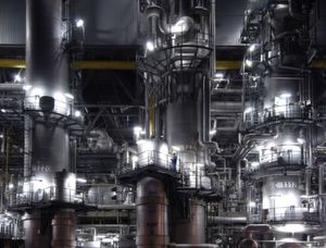 Styrene Plant Ludwigshafen. (Picture: BASF)