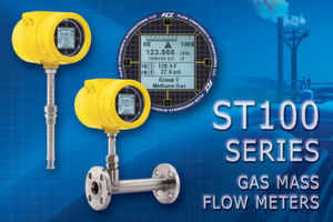 FCI developed the advanced ST100 Series Flow Meters in response to countless hours of discussions with a wide range of instrument, process and plant engineers who wanted both more comprehensive measurement information as well as the flexibility to adapt to plant and process control technology they might deploy in the future. (Picture: FCI)