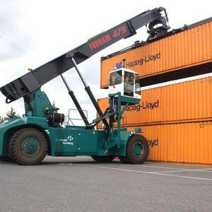 Hapag lloyd nutzt leercontainer depot in bamberg for Depot regensburg