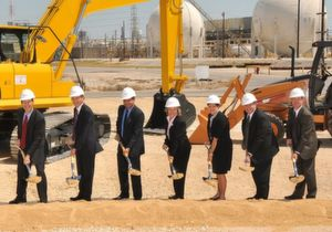 New Synthetic Lubricant Production Plant in Baytown, Texas