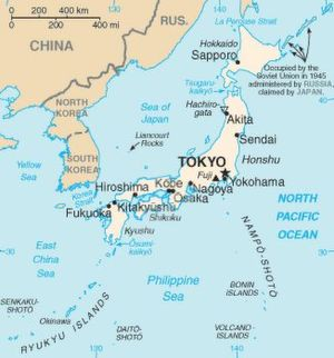 Bayer Sees a Positive Development in Japan – Despite Earthquake and Tsunami. (Picture: Wikipedia)