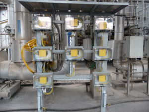 Modernization of a fertilizer complex using Foundation Fieldbus with diagnostic functions