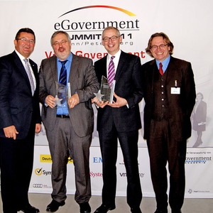 eGovernment Computing verleiht eGovernment Awards