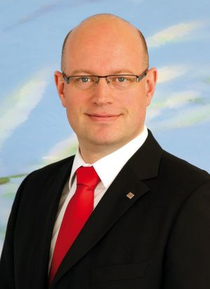 Peter Tabke, Director Sales bei Ricoh