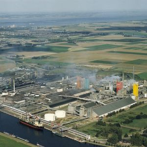 ThyssenKrupp Uhde have commissioned an 3500 tonnes per day urea plant in Sluiskil, Netherlands, for Yara. (Picture: Yara International ASA)