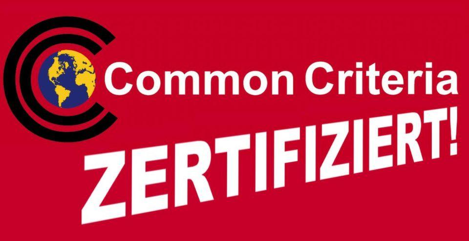 Produkte nach Common Criteria (CC) zertifizieren