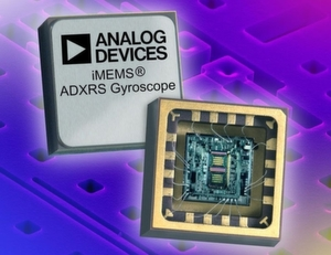 iMEMS Gyroscope, Copyright Analog Devices