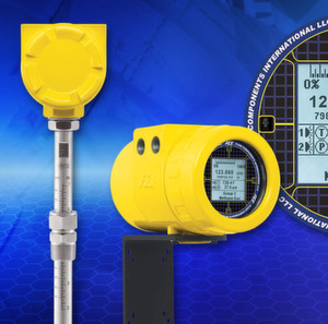 The ST100 Series Flow Meters can be calibrated to measure virtually any process gas including dirty, wet and mixed gases. (Picture: FCI)