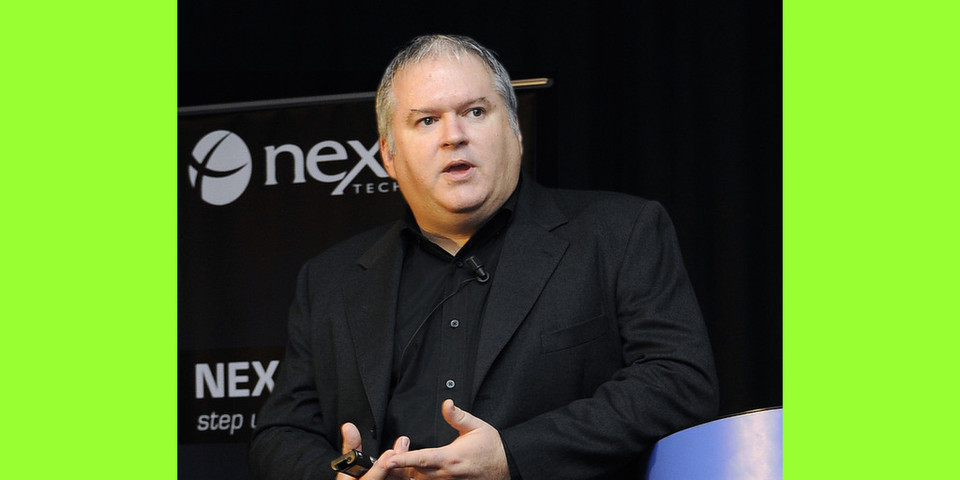 Gary Watson, Chief Technology Officer bei Nexsan