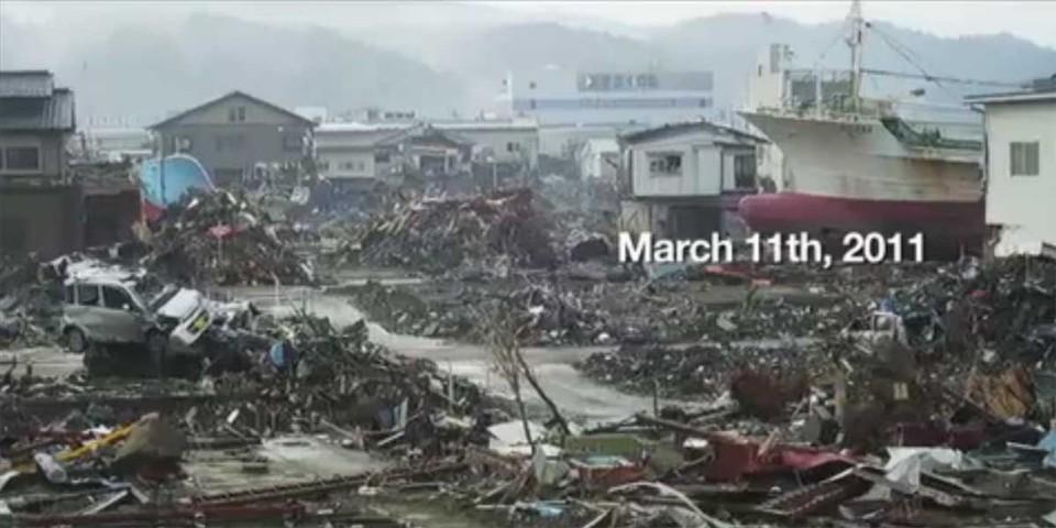 erdbeben japan 2011