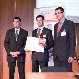 Energieautarker Hall-Sensor in ASIC-Form gewinnt AMA-Innovationspreis