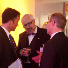 Automation Evening Hannover Messe 2012