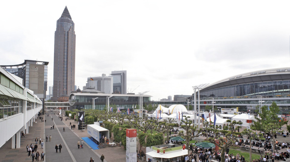 From June 18–22, Frankfurt once again is the Mecca of the process industry.