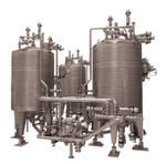 Conti-TDS powder wetting and dispersing system
