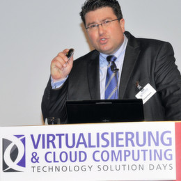 VIRTUALISIERUNG & CLOUD COMPUTING Technology Solution Days 2012
