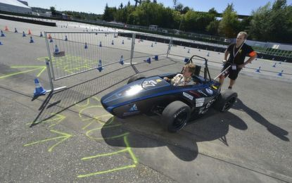 Formula Student Germany 2012