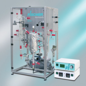 An i-Fischer phase equilibrium device, today standard equipment in every process technology laboratory
