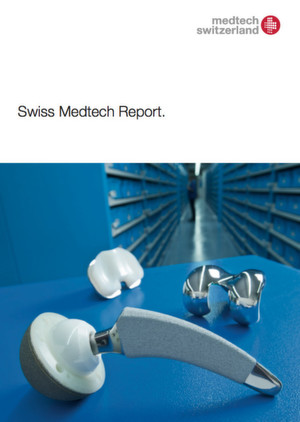Swiss Medtech Report, version 2012. Les auteurs de cette étude intitulée «The swiss Medical Technology 2012 - In the wake of the Strom» a été réalisée par MM. Dr. Patrick Dümmler et Beatus Hofrichter.