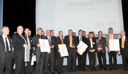 Prodex-Award – powered by SMM: die Nominierten