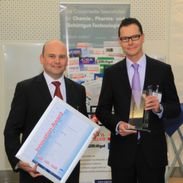 Verleihung User-Award 2012