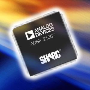 Grafische Audio-Entwicklungsumgebung für Sharc-Prozessoren