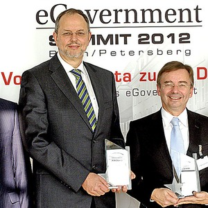 eGovernment Computing verleiht eGovernment Awards 2012