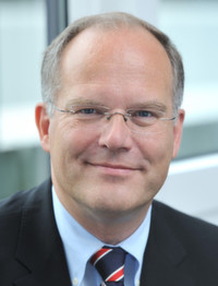 Rainer Zinow, Senior Vice President, OnDemand Strategy bei SAP.