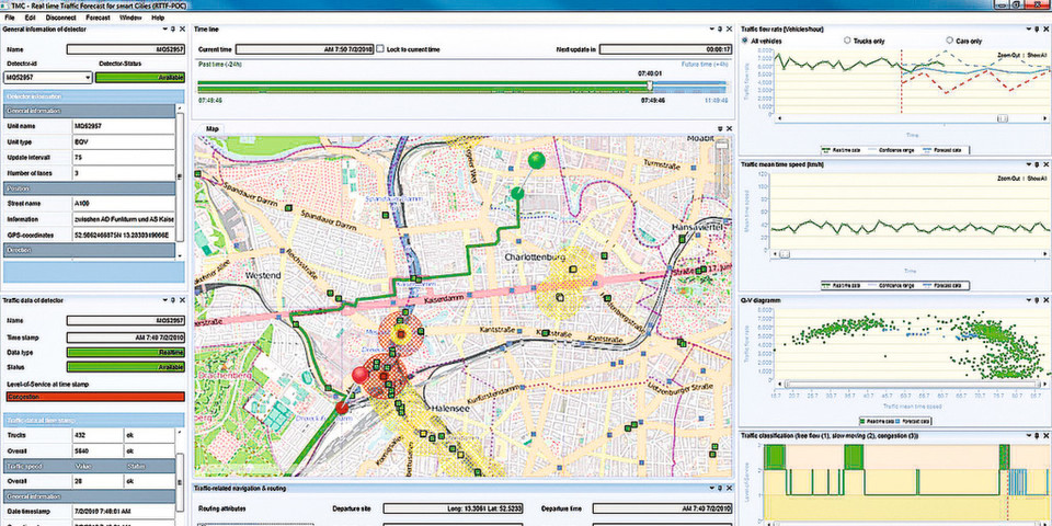 Traffic Monitor Client