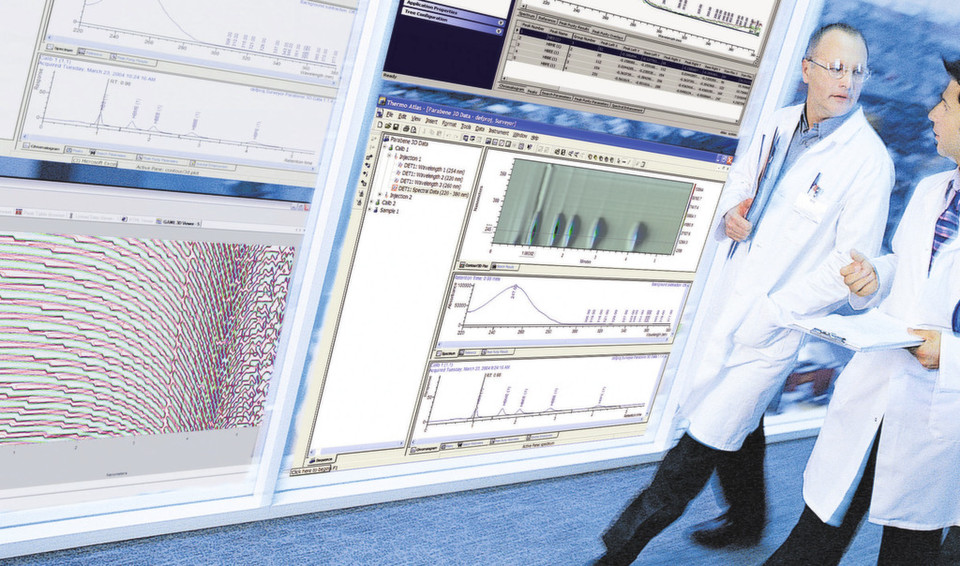 Managing laboratory and process data is essential for any LNG process.