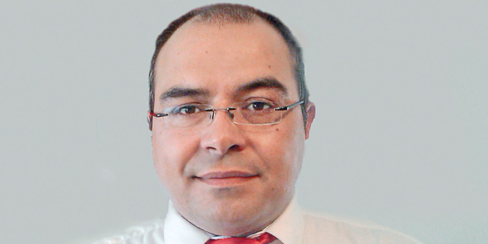 Christian Marczinke, Director Strategic Systems Engineering EMEA bei DataCore Software