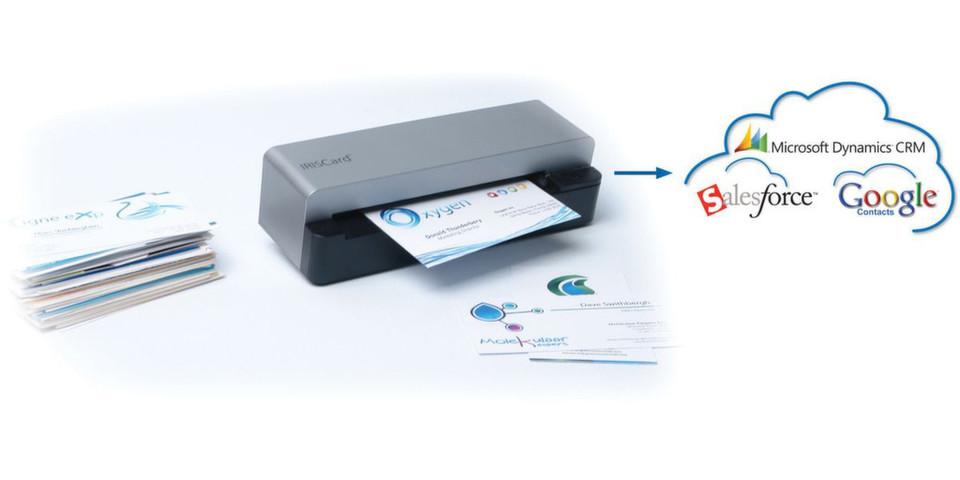 Mobile Scan Lösung Von I R I S