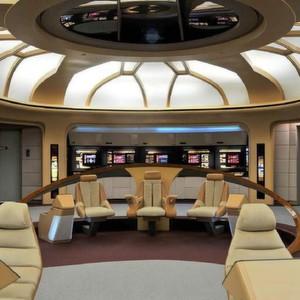 Enterprise Brücke